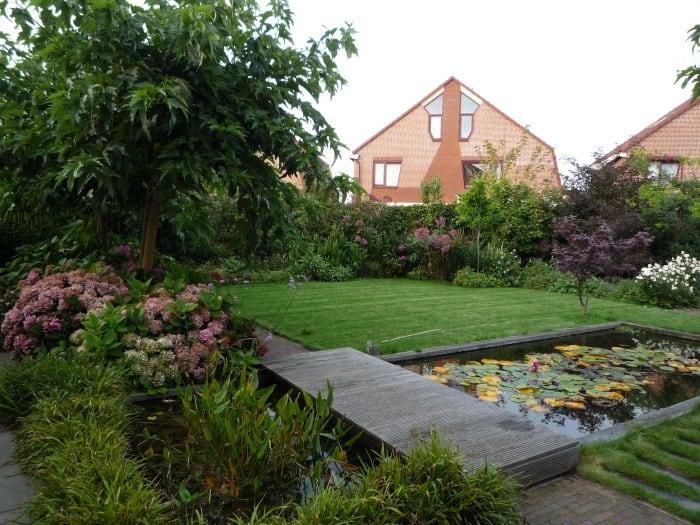 Tuinaanleg en tuinbeplanting